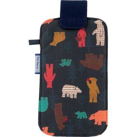 Big phone case grizzly