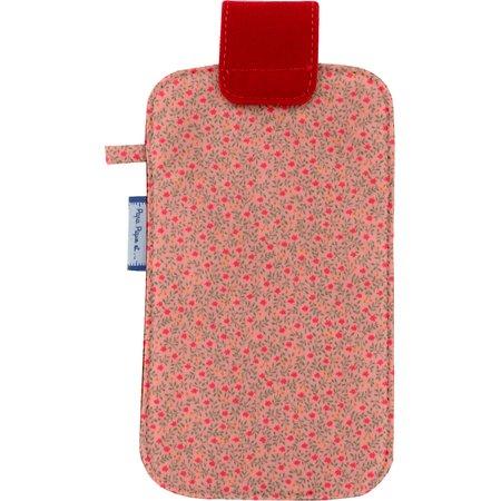 Phone case mini pink flower