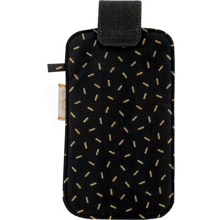 Phone case golden straw