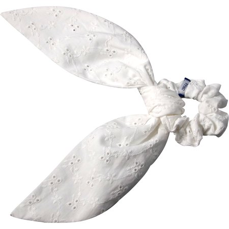 Foulchie court broderie anglaise