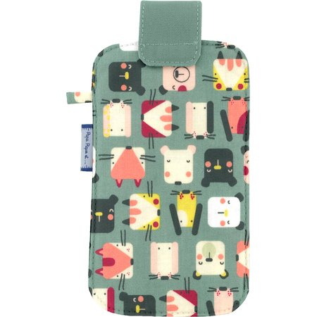 Big phone case animals cube