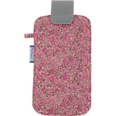 Big phone case plum lichen