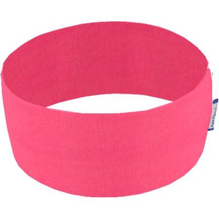 Stretch jersey headband  coral a5