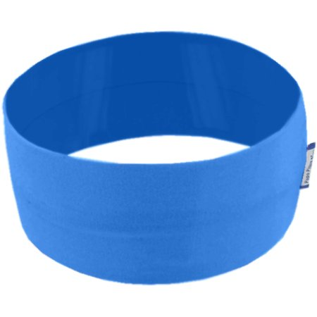 Stretch jersey headband  outremer b4