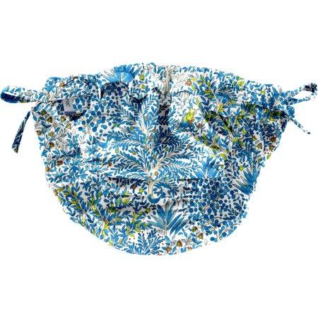 Maillot de bain 6 ans forêt bleue