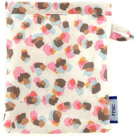 Mini-Gant Démaquillant confetti aqua