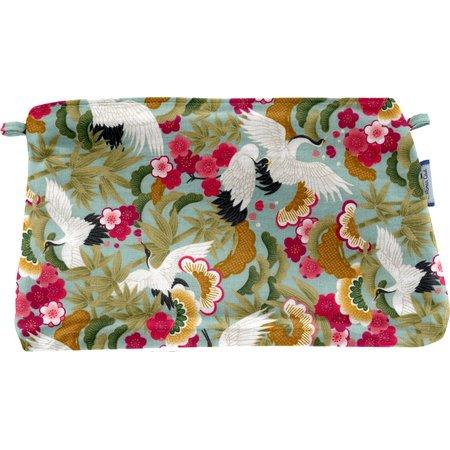 Coton clutch bag ibis