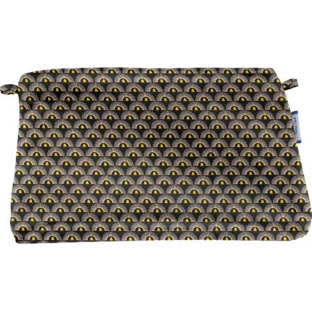 Coton clutch bag inca sun