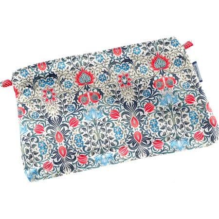 Mini pochette tissu azulejos