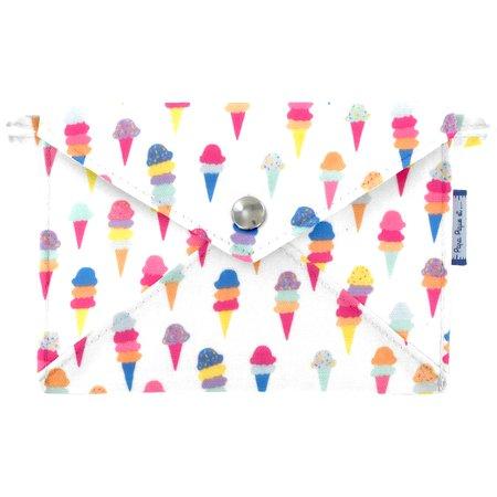 Petite pochette enveloppe ice cream