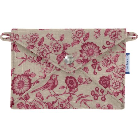 Little envelope clutch nightingale