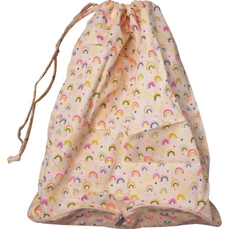 Lingerie bag rainbow