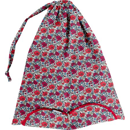 Lingerie bag poppy