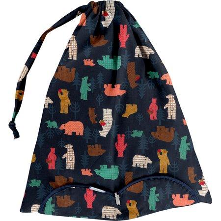 Bolsa para la ropa grizzly