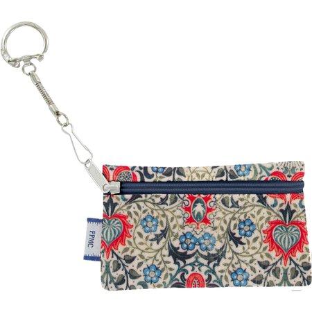 Keyring  wallet azulejos