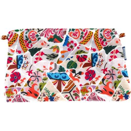 Coton clutch bag barcelona