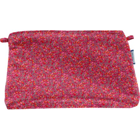 Coton clutch bag currant crocus