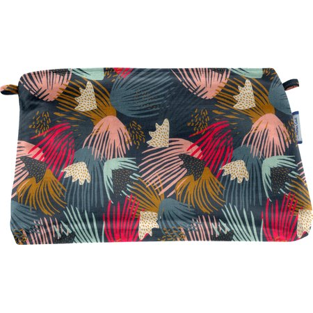 Coton clutch bag fireworks