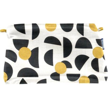 Coton clutch bag golden moon