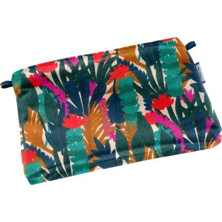 Tiny coton clutch bag canopée