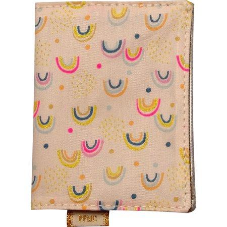 Card holder rainbow