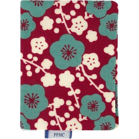 Card holder ruby cherry tree