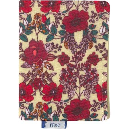 Card holder poppy