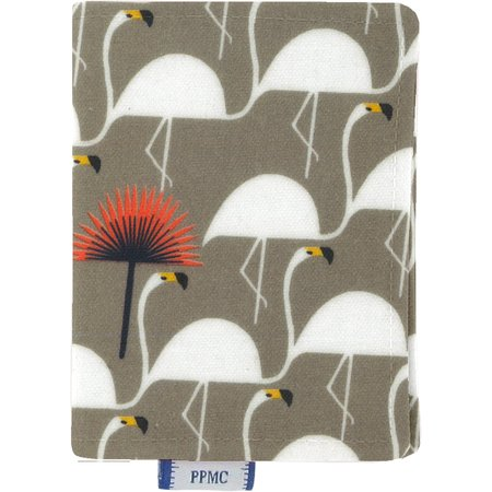 Card holder flamingo