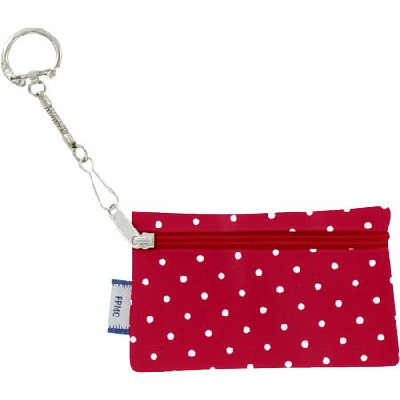 Keyring  wallet red spots