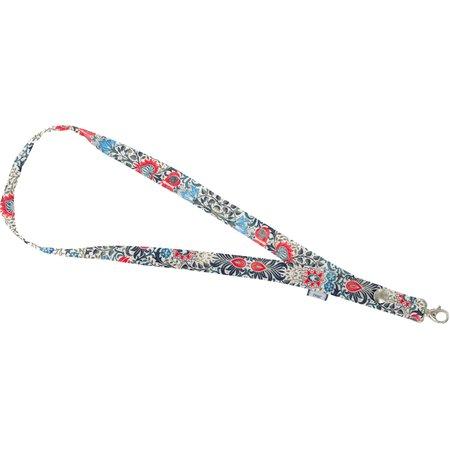 Lanyard necklace azulejos