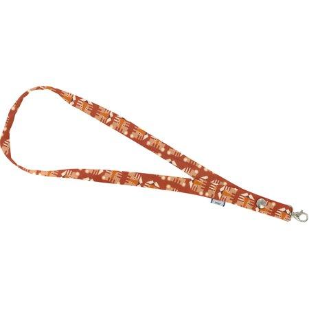 Porte-clés collier géotigre