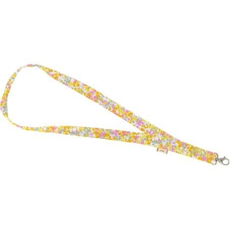 Collares porta llaves  mimosa jaune rose