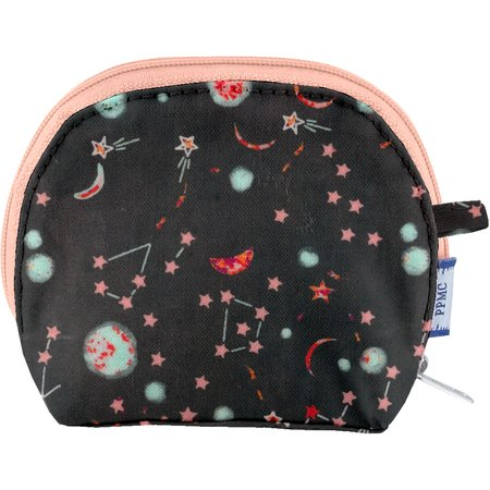 gusset coin purse constellations