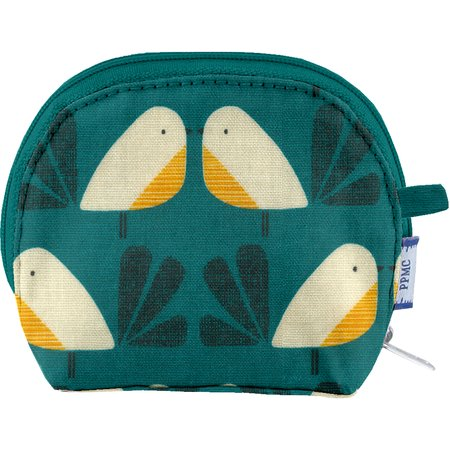 gusset coin purse piou piou