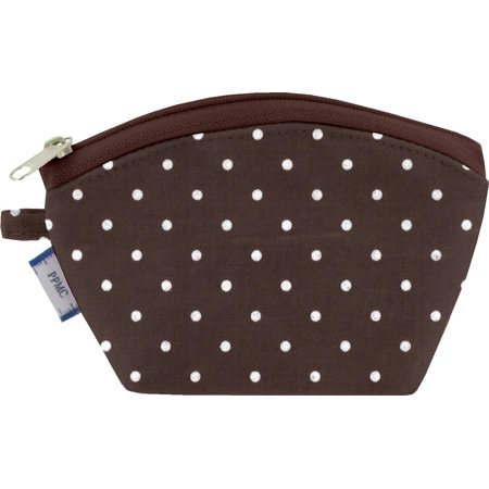 Coin Purse brown spots