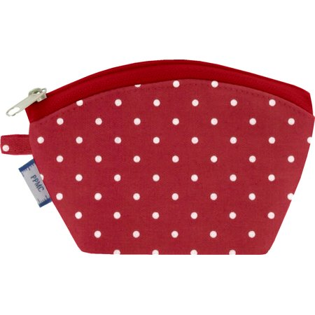 Coin Purse red spots