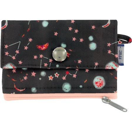 zipper pouch card purse constellations