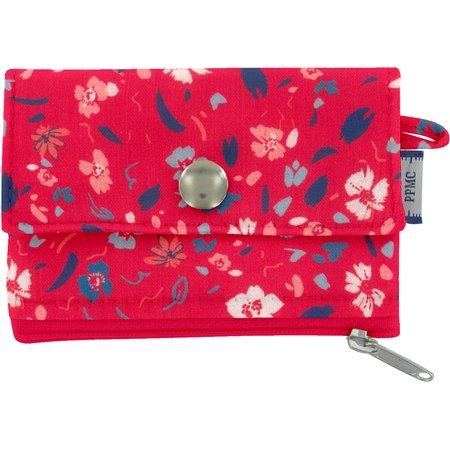 Mini pochette porte-monnaie hanami