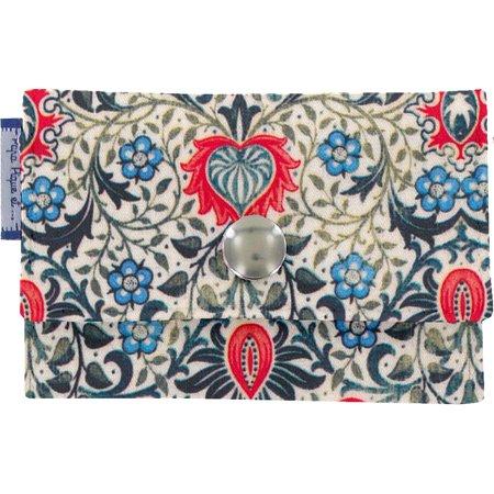 caja de tarjeta de banco azulejos