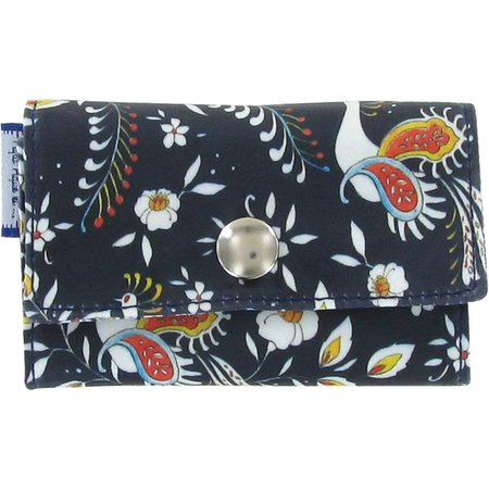 Multi card holder lyrebird