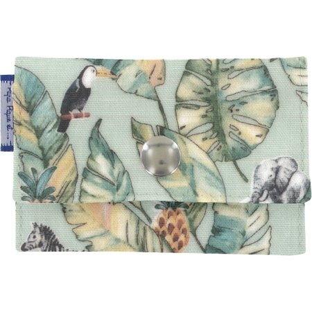 Porte multi-cartes paradizoo mint