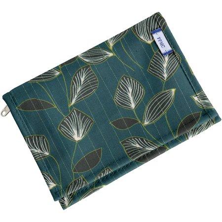 Compact wallet   végétalis