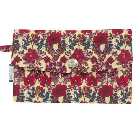 Wallet poppy