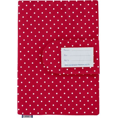 Health book cover red spots