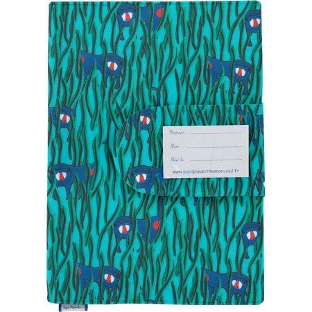 Health book cover cache-cache babouin