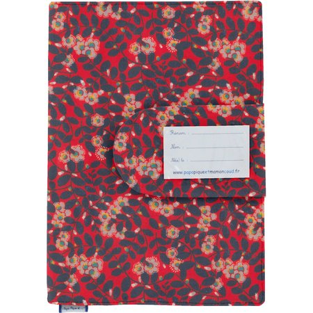 Health book cover vermilion foliage