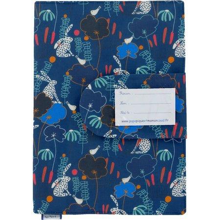 Health book cover lapin dalmatien