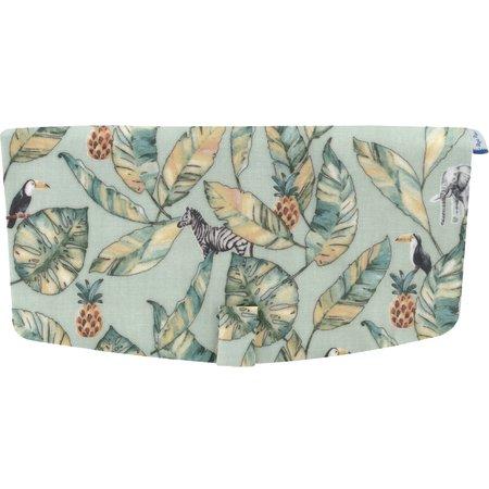 Flap of shoulder bag paradizoo mint