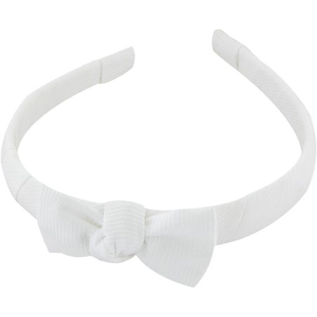 Medium headband white