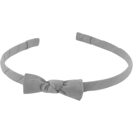 Thin headband grey